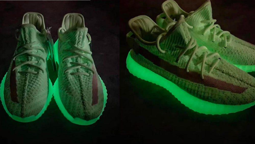 Aquí están las nuevas Adidas Yeezy Boost 350 V2 fluorescentes