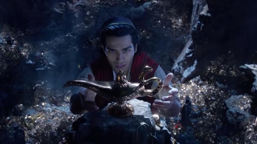 El hype crece con el nuevo tráiler de la nueva versión de «Aladdin»