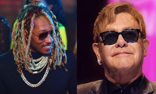 Future y Elton John anuncian una futura colaboración juntos
