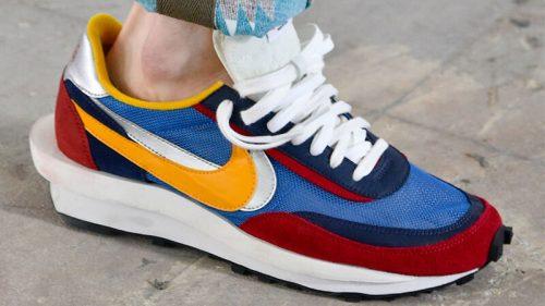 Las Nike x Sacai LDV Waffle se retrasan por enésima vez