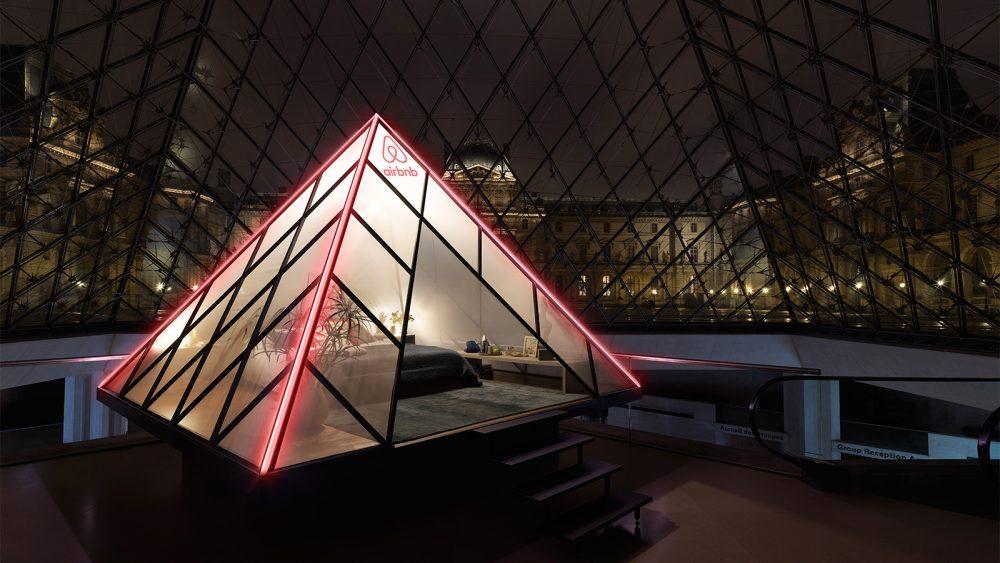 ¿Una noche en el Louvre? Airbnb lo hace posible con un concurso