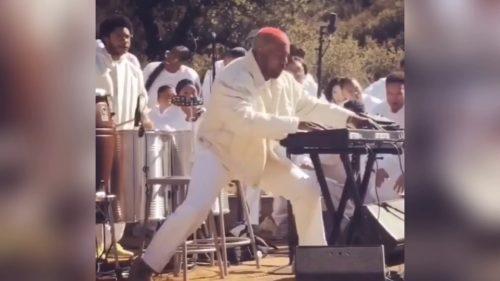 ¿Cuándo y cómo ver el Sunday Service de Kanye West en Coachella?