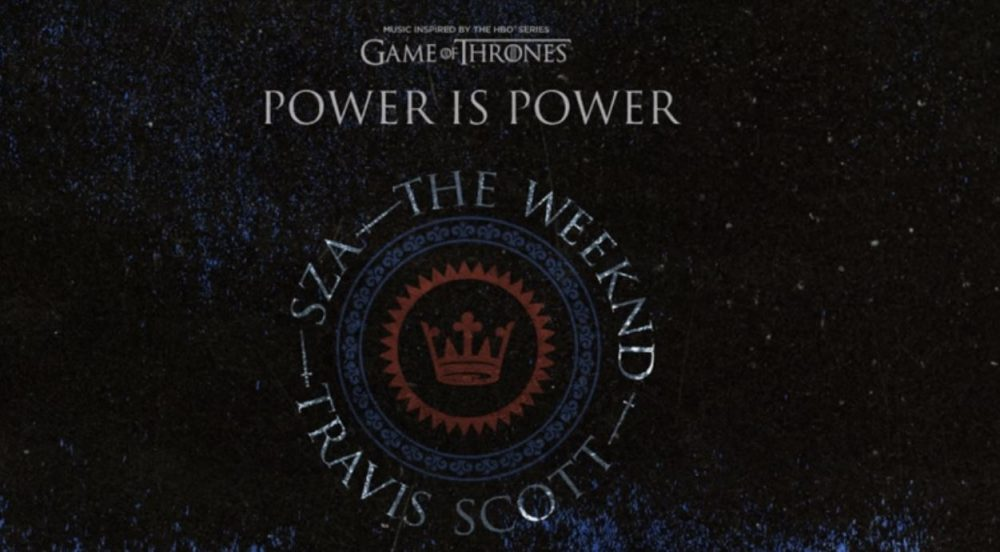 The Weeknd, SZA y Travis Scott quieren el trono en 'Power is Power'