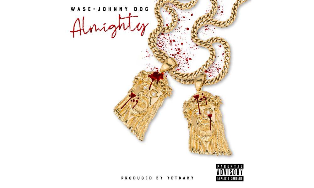 Wase regresa a lo grande en 'Almighty', su nuevo álbum con Johnny Doc