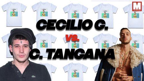 Cecilio.G anuncia un beef inminente con C. Tangana
