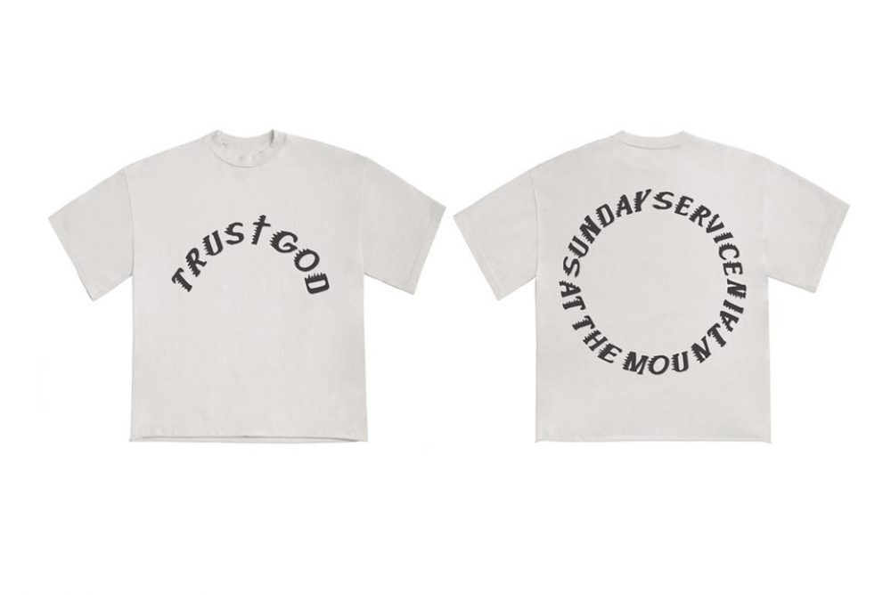 kanye west sunday service coachella merch clothing 4 1000x668 - Ya a la venta merchandising del 'Sunday Service' de Kanye West