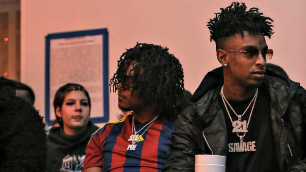 Escucha aquí 'Mister', lo nuevo de 21 Savage y Young Nudy