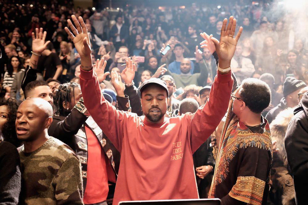 El «Sunday Service» de Kanye West llegará a Coachella