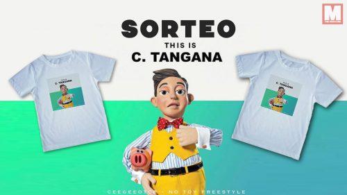[GANADORES] Cecilio siempre gana: sortemos 2 camisetas «This is C. Tangana»