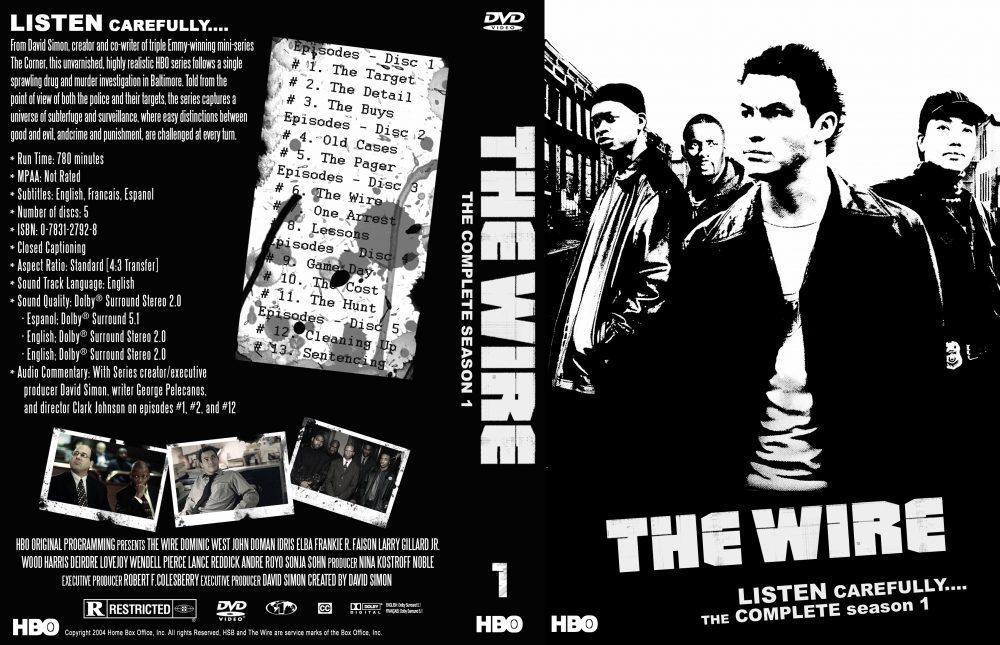 ¿Es 'The Wire' la mejor serie de la historia?