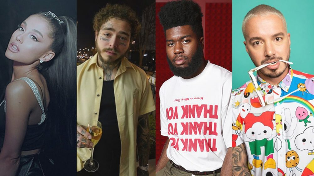 Estos son los 10 artistas más escuchados en Spotify a nivel mundial