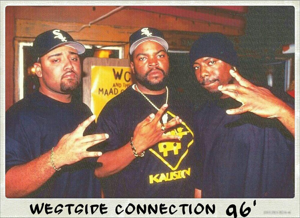 'Westside Connection': cuando Ice Cube reivindicó al máximo la costa oeste