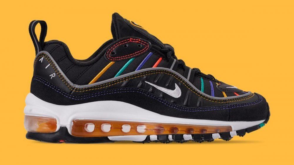 Las Nike Air Max 98 «Martin» ya tienen fecha de lanzamiento