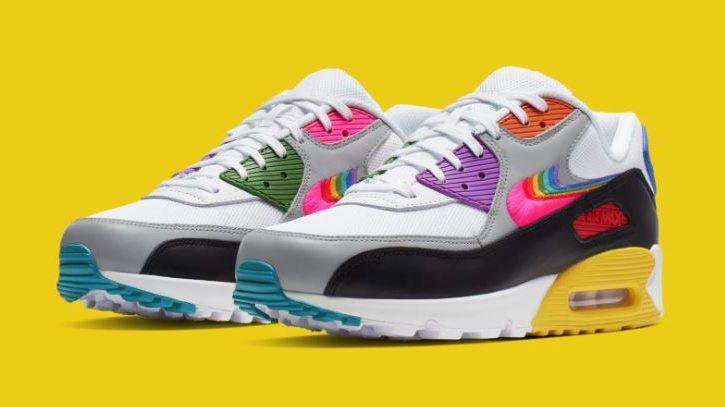 """1 8 e1559153662297 - Nike prepara el inminente lanzamiento de las Air Max 90 """"Be True"""""""