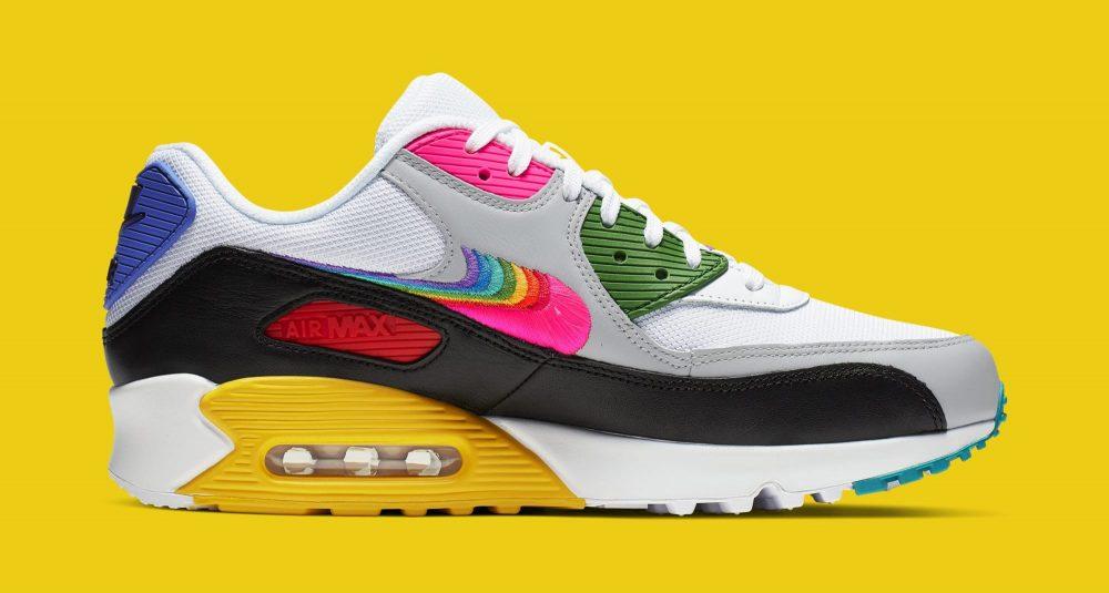 """2 7 1000x535 - Nike prepara el inminente lanzamiento de las Air Max 90 """"Be True"""""""