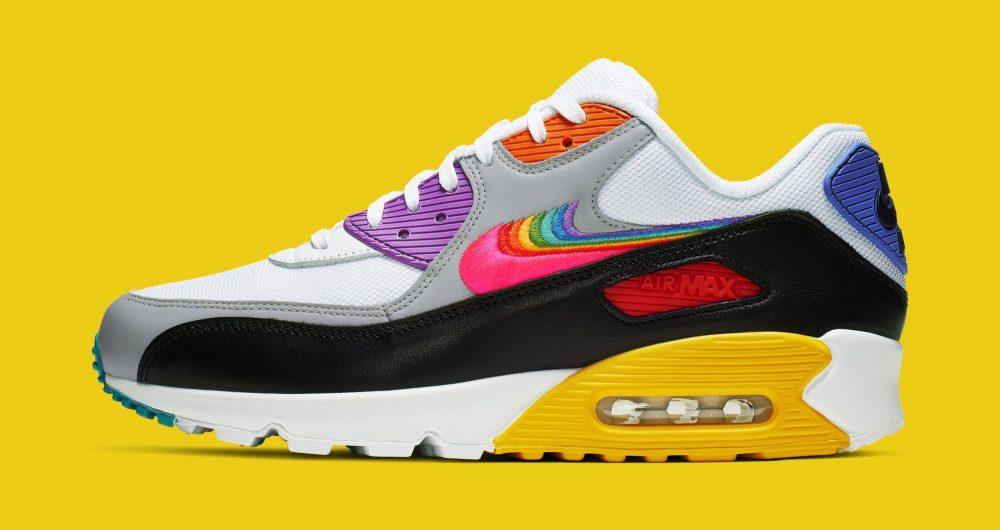 """3 5 1000x530 - Nike prepara el inminente lanzamiento de las Air Max 90 """"Be True"""""""