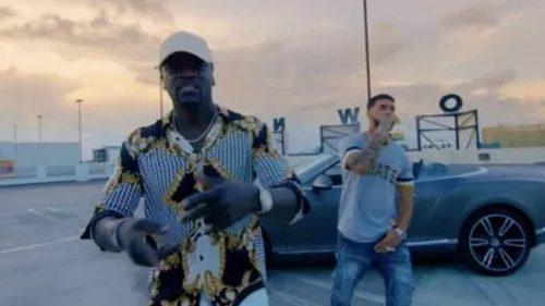 Akon y Anuel AA forman un junte histórico en el videoclip de 'Get Money'