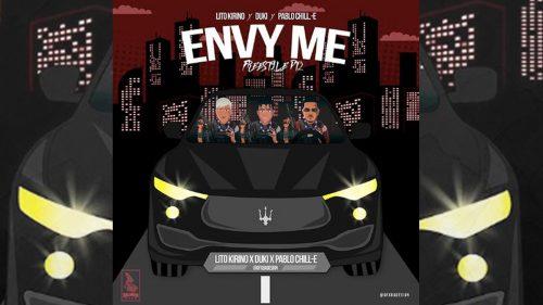 Lito Kirino, Duki y Pablo Chill-E celebran sus éxitos en 'EnvyMeFreestyle PT2'