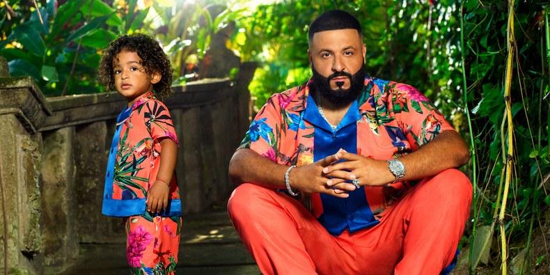 DJ Khaled lo da todo por la familia en su nuevo álbum 'Father Of Asahd'