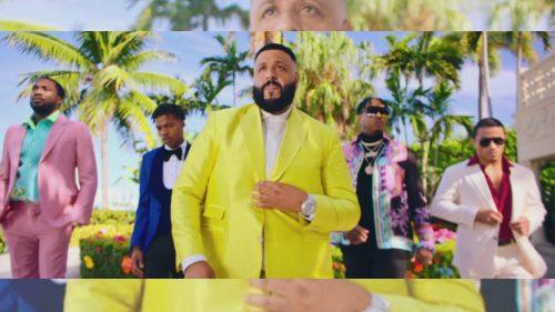 DJ Khaled sigue llevándolo a otro nivel en el vídeo de 'You Stay' con J. Balvin, Lil Baby, Meek Mill y Jeremih