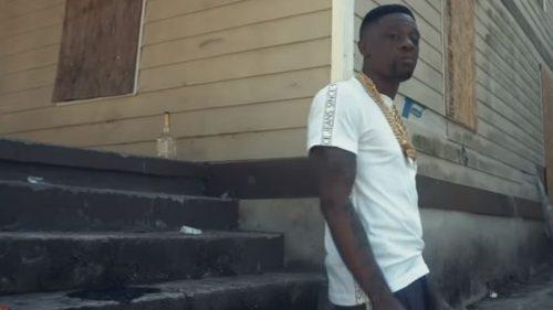 Boosie Badazz te muestra lo que es la trap life en su nuevo videoclip 'Off the Flap'