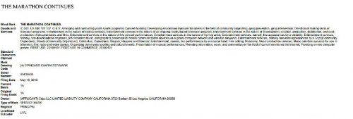 THE MARATHON 500x169 - Los Crips quieren registrar 'The Marathon Continues' de Nipsey Hussle