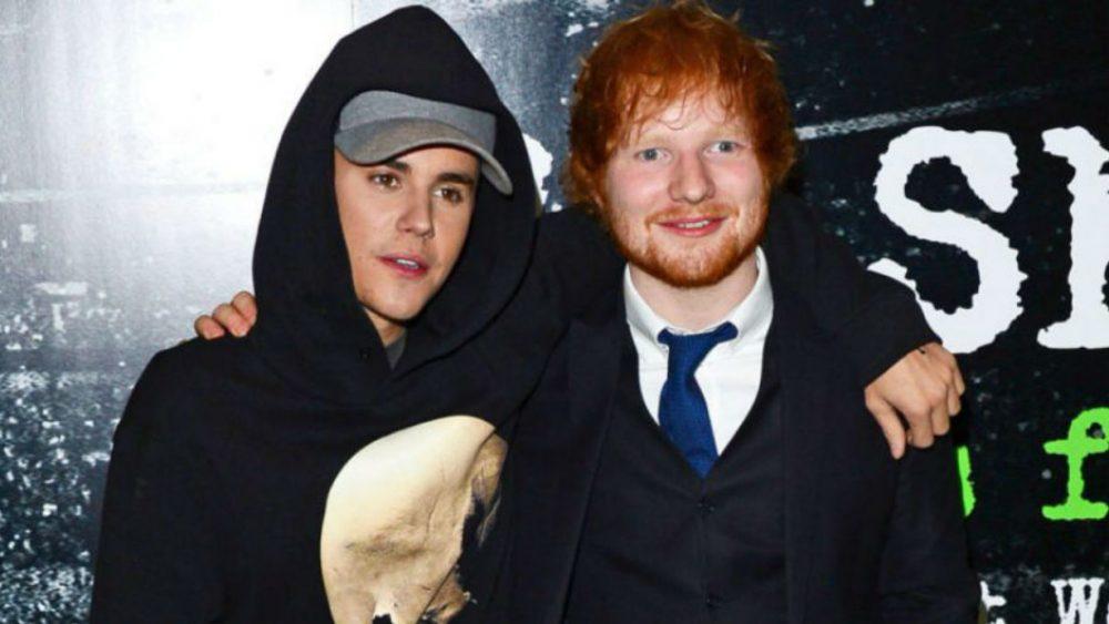 Justin Bieber vuelve a la música con una canción junto a Ed Sheeran