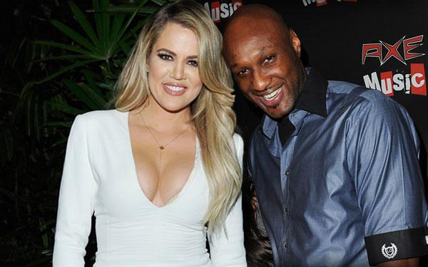Lamar Odom dice que Khloe Kardashian apaleó a una de sus amantes