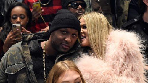 Lamar Odom amenazó de muerte a Khloé Kardashian en su matrimonio