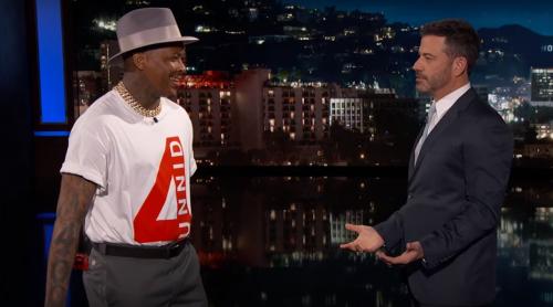 Jimmy Kimmel y YG descifran la letra de 'Go Loko'