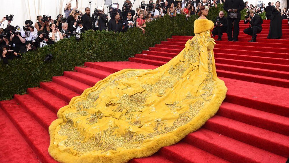 Rihanna pasa de ser la mejor vestida a la gran ausente de la Gala MET