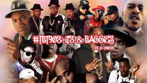 Escucha aquí nuestra nueva playlist «#TBT90s: J's & Baggies»