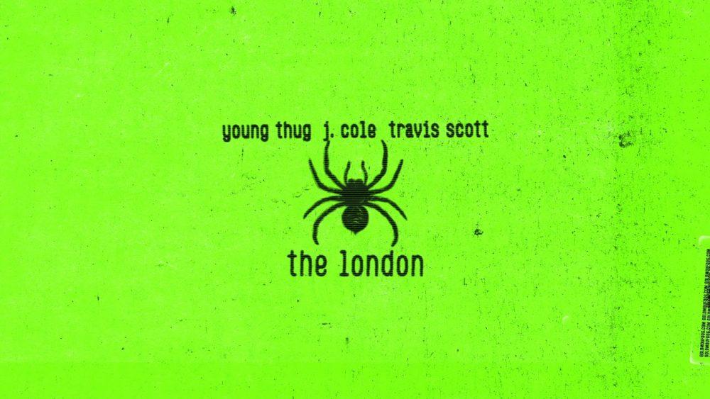 Young Thug prepara álbum con 'The London' junto a Travis Scott y J. Cole
