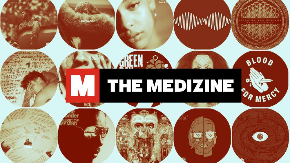 #TMFAVS: estos son los discos favoritos del equipo de The Medizine
