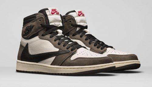 Confirmada la fecha oficial de lanzamiento de las Travis Scott x Nike AJ1