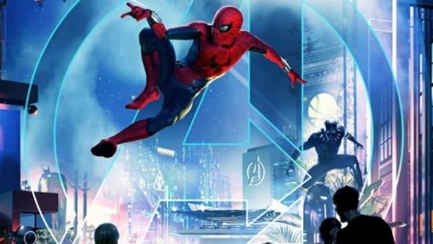 Disney empieza la construcción de un parque temático de Marvel