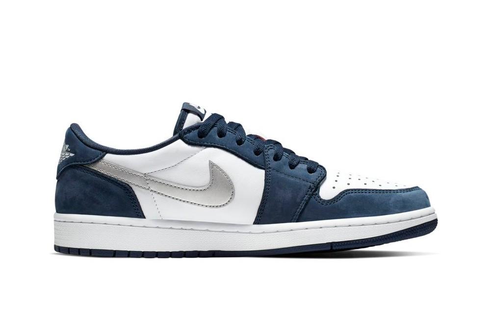 """3 - Descubre todos los detalles de las Nike SB x Air Jordan 1 """"Midnight Navy"""""""