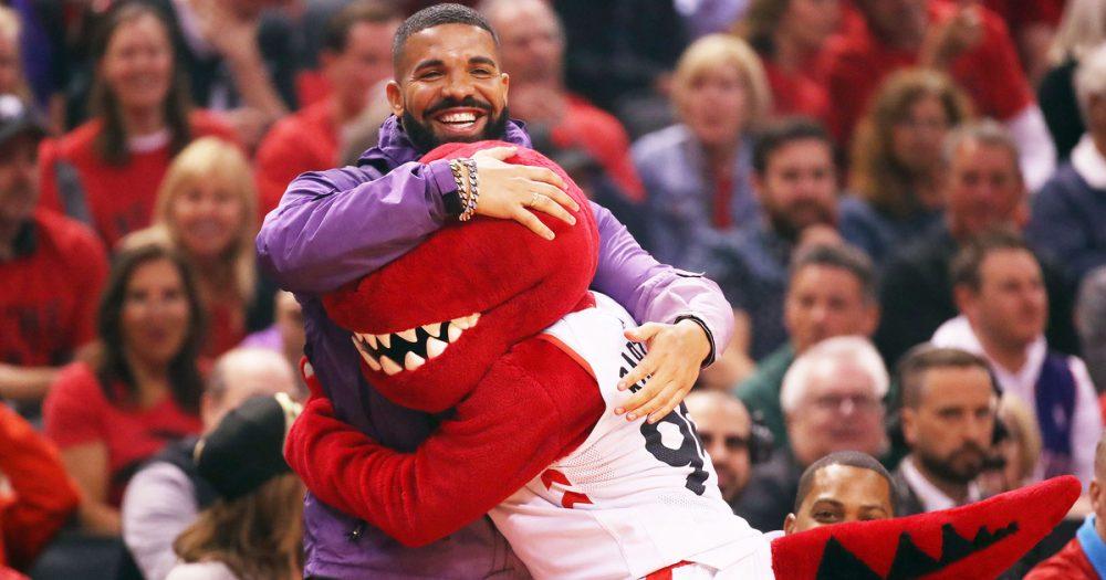 Drake anuncia dos canciones tras la histórica victoria de los Toronto Raptors