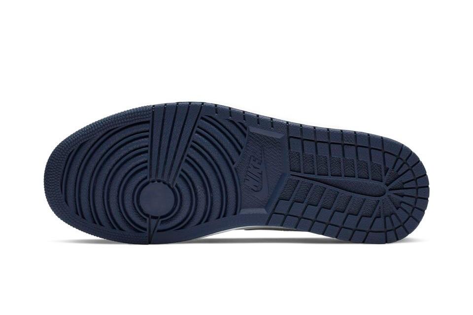 """5 - Descubre todos los detalles de las Nike SB x Air Jordan 1 """"Midnight Navy"""""""