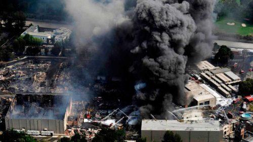 Varios artistas demandan a Universal por las pérdidas del incendio de 2008