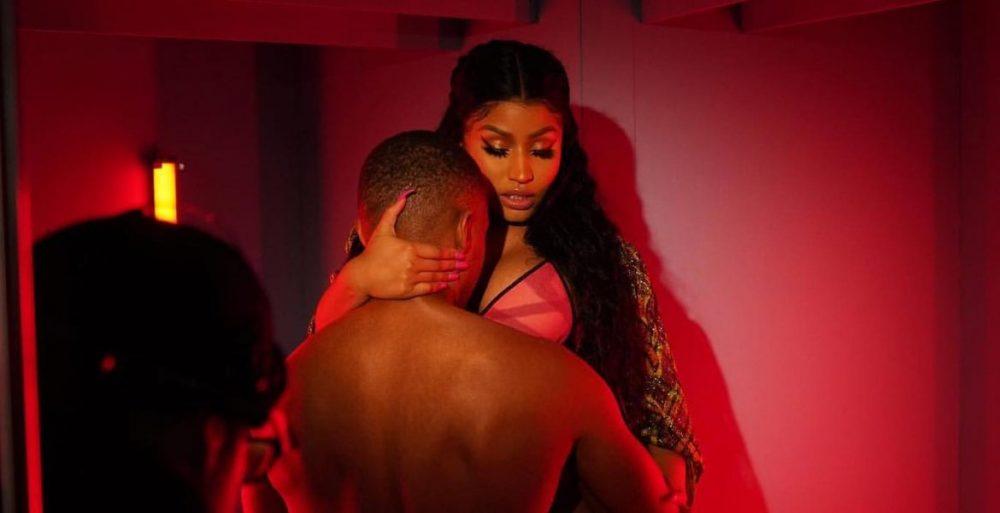 Nicki Minaj anuncia que está a punto de casarse con Kenneth Petty