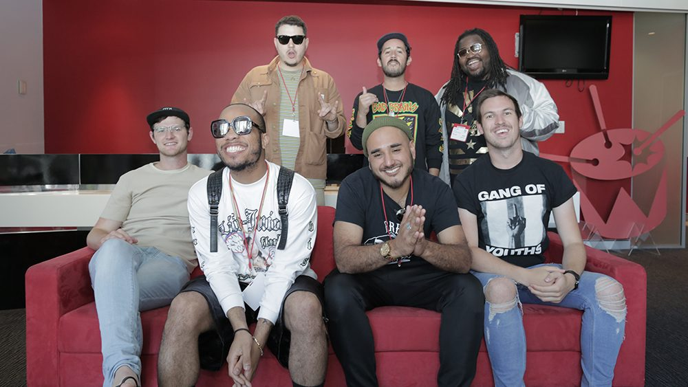 La banda de Anderson .Paak desvela el single 'Time' junto a Mac Miller