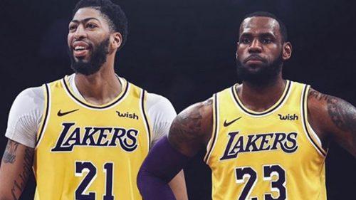 Anthony Davis va a jugar en Los Angeles Lakers la próxima temporada
