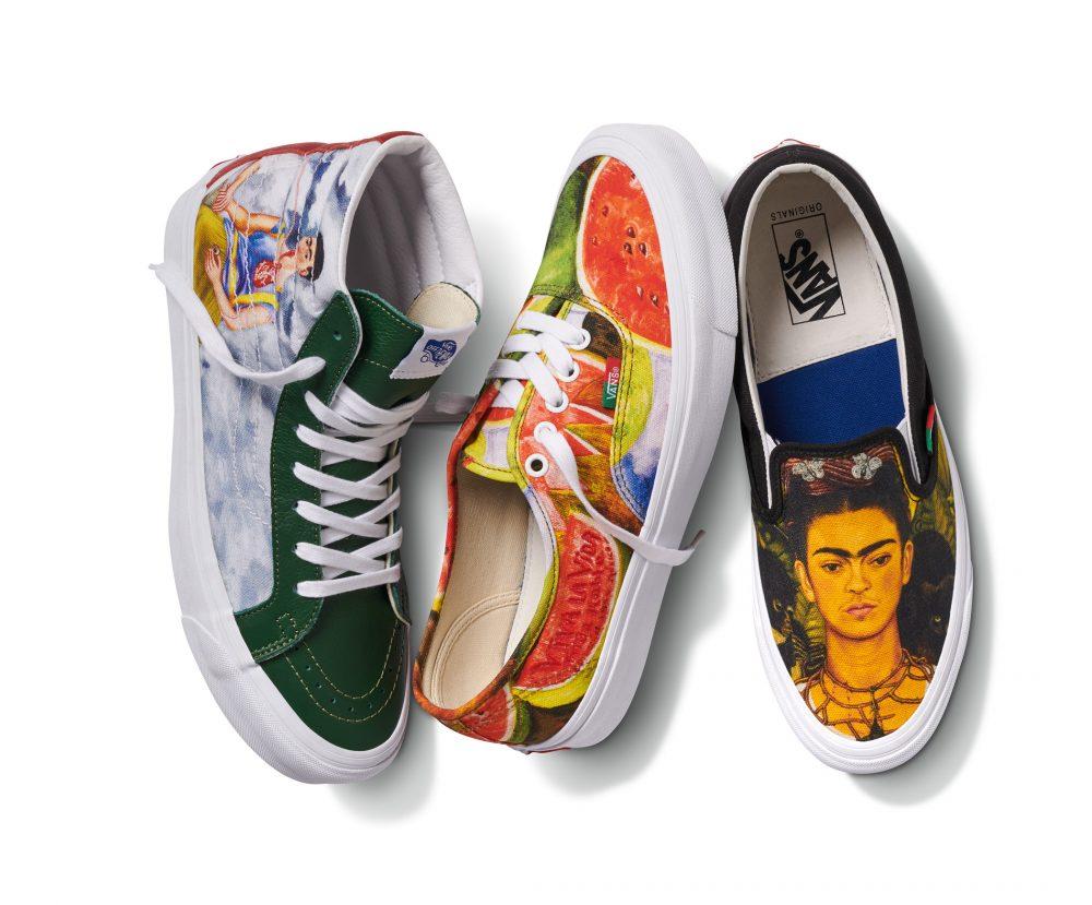 FA19 Vault FridaKahlo Collection 1000x829 - Vans anuncia el lanzamiento de su colección dedicada a Frida Kahlo