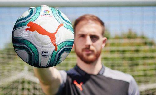 AfroJuice gana La Liga a ritmo de afrotrap para presentar el nuevo balón