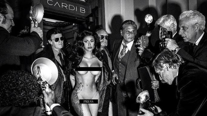 Cardi B saca 'Press', uno de sus temas más polémicos y esperados
