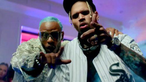 Chris Brown y Eric Bellinger montan la fiesta de sus vidas en 'Type A Way'