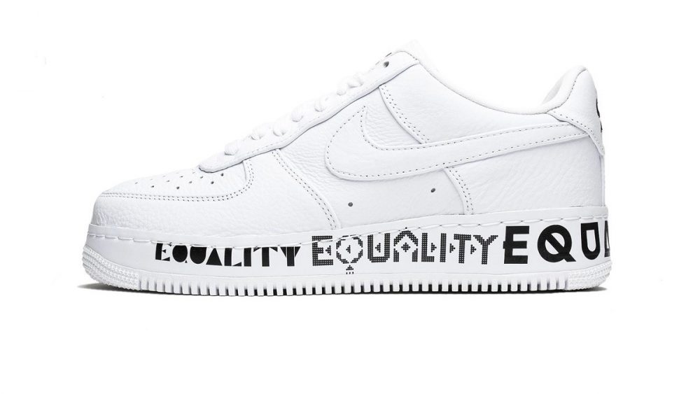 Nike celebra el Mes del Orgullo con las Air Force 1 Low CMFT «Equality»