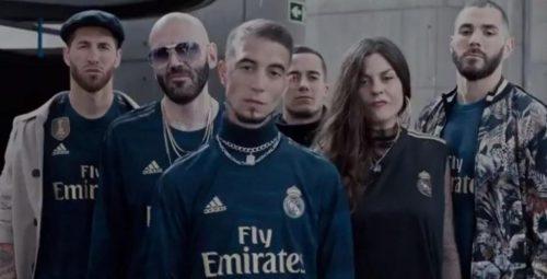 El Real Madrid presenta su 2a equipación con Denom, Ikki y Anita Kuruba