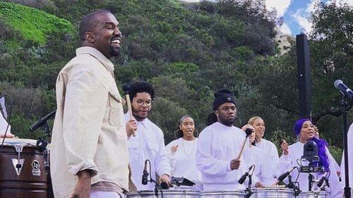 Ronny J confiesa algunos detalles de 'Yandhi', el disco de Kanye West